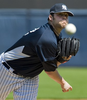 Joba in Spring Training