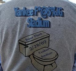 Yankee effing Stadium
