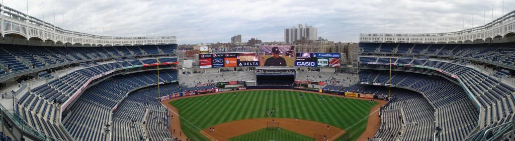 New Stadium Panoramic