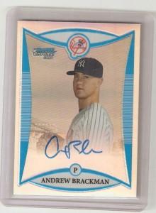 Andrew Brackman card