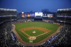 New Stadium at night