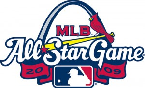 2009 MLB All Star Game Logo