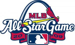 2009 MLB All Star Game Logo