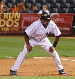 Austin Jackson in the Arizona Fall League