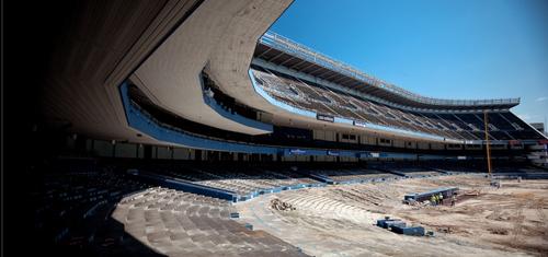 Old Stadium demo