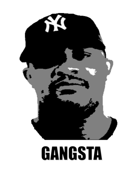 CC is a gangsta