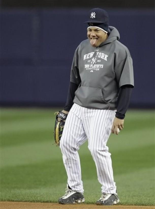 ALCS Yankees Baseball
