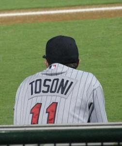 Rene Tosoni's back