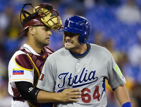 Italy Venezuela World Baseball Classic