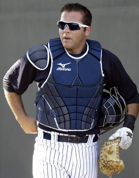 Romine is no longer prospect eligible. (AP Photo/Charlie Neibergall)