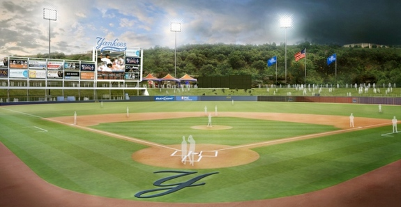 Triple-A Scranton will have a renovated new stadium in 2013. (The Scranton Times-Tribune)