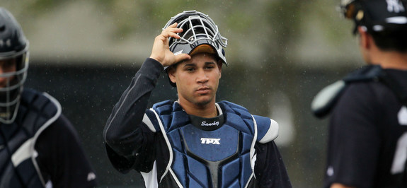 Sanchez was one of the few things to go right in the minors in 2013. (Star-Ledger)