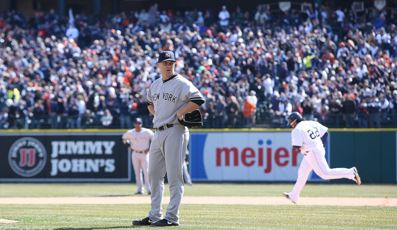 The less they need multiple innings out of guys like Shawn Kelley, the better. (Leon Halip/Getty)