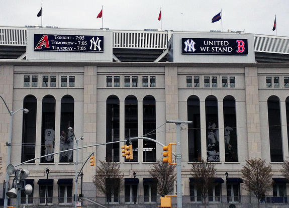 (Photo via Yankees)