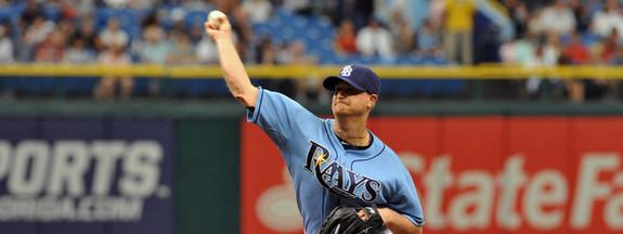 The Yankees couldn't touch Alex Cobb. Again. (Al Messerschmidt/Getty)