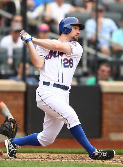 The second best second baseman in New York. (Al Bello/Getty)