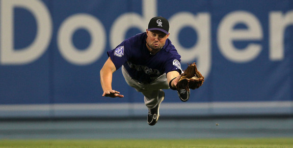 Air Cuddyer. (Victor Decolongon/Getty)