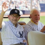 Yogi Berra and Whitey Ford. (Presswire)