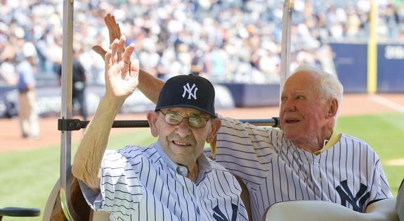 Yogi could probably catch like twice a week, right? (Presswire)