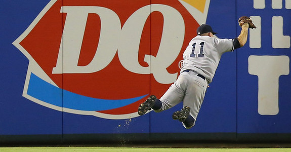 Air Gardner. (Ronald Martinez/Getty)