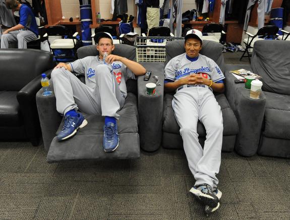 (Jon SooHoo/Los Angeles Dodgers)