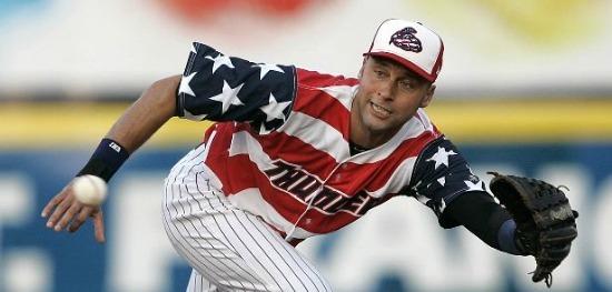 Derek Jeter loves America. Do the rest of the Yankees? (AP)