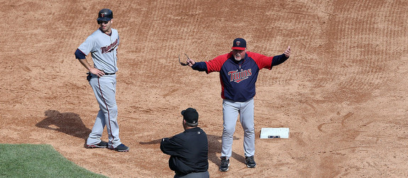 Joe West gives zero f**ks. (Leon Halip/Getty)