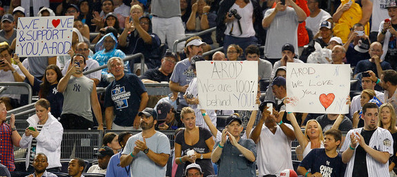 The signs still lack creativity. Sigh. (Mike Stobe/Getty)
