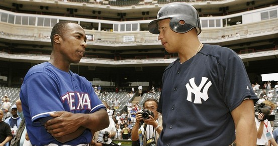 Soriano was a great Yankee. But A-Rod was better. (AP)