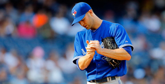 Happ. (Jim McIsaac/Getty)