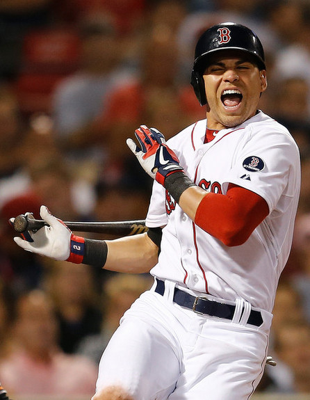 Ellsbury. (Jim Rogash/Getty)