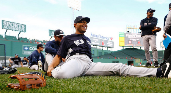 One way or another, the Mariano Rivera era will end in a few weeks. (Jared Wickerham/Getty)