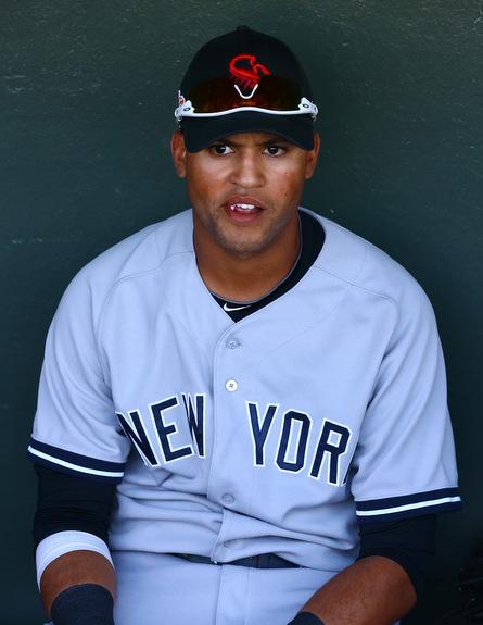 OF Mason Williams in the Arizona Fall League. Also irrelevant to this post. (Presswire)