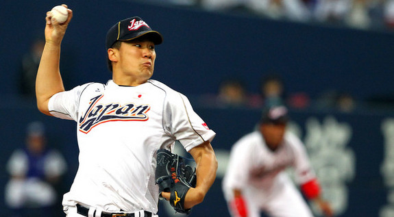 Pretty sure we've used all the Tanaka images in the Getty archives (Koji Watanabe/Getty)
