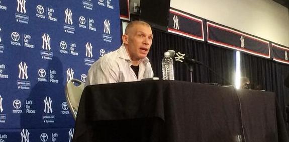 (Photo via @YankeesPR)