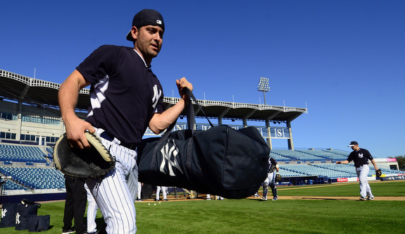 Will Cervelli be packing his bags before Opening Day (Presswire)