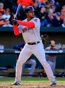 Bogaerts. (Rob Carr/Getty)