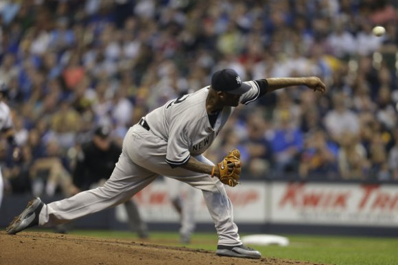 CC Sabathia injured