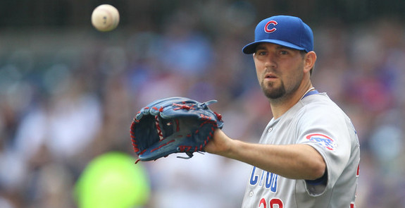 Hammel. (Mike McGinnis/Getty)