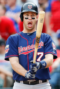 No Mauer this weekend. (Presswire)