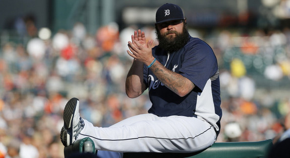 Joba Rules Returns. (Duane Burleson/Getty)