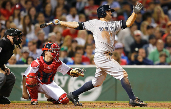 Gardner makes an appearance ... twice! (Jim Rogash/Getty)