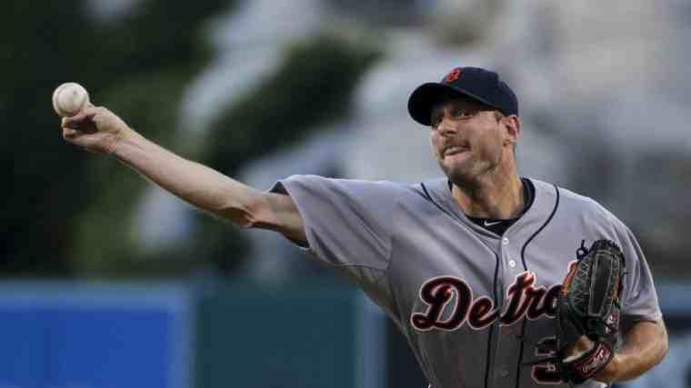 Max Scherzer Yankees