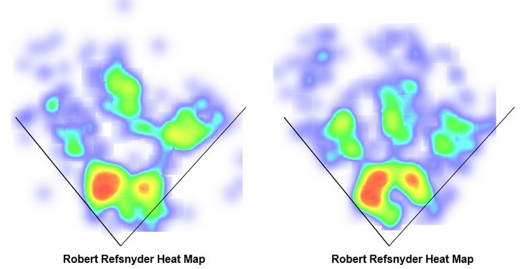 Rob Refsnyder Spray Charts-001