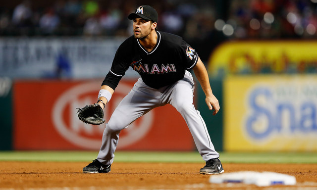 Hooray for a lefty throwing first baseman. (Presswire)
