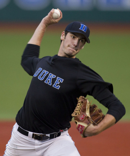 Mike Matuella, a candidate to go first overall in 2015. (Duke)