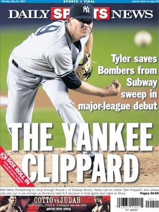 Yankee Clippard