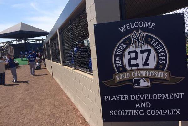 Yankees Player Development