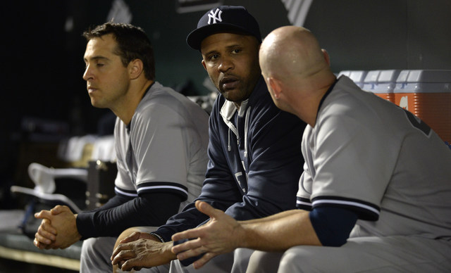 """""""Yeah Tex gave all his gluten to me this offseason."""" (Presswire)"""
