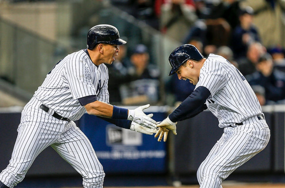 We love to hit homers! (Photo: NJ.com)